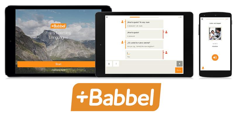 app babbel