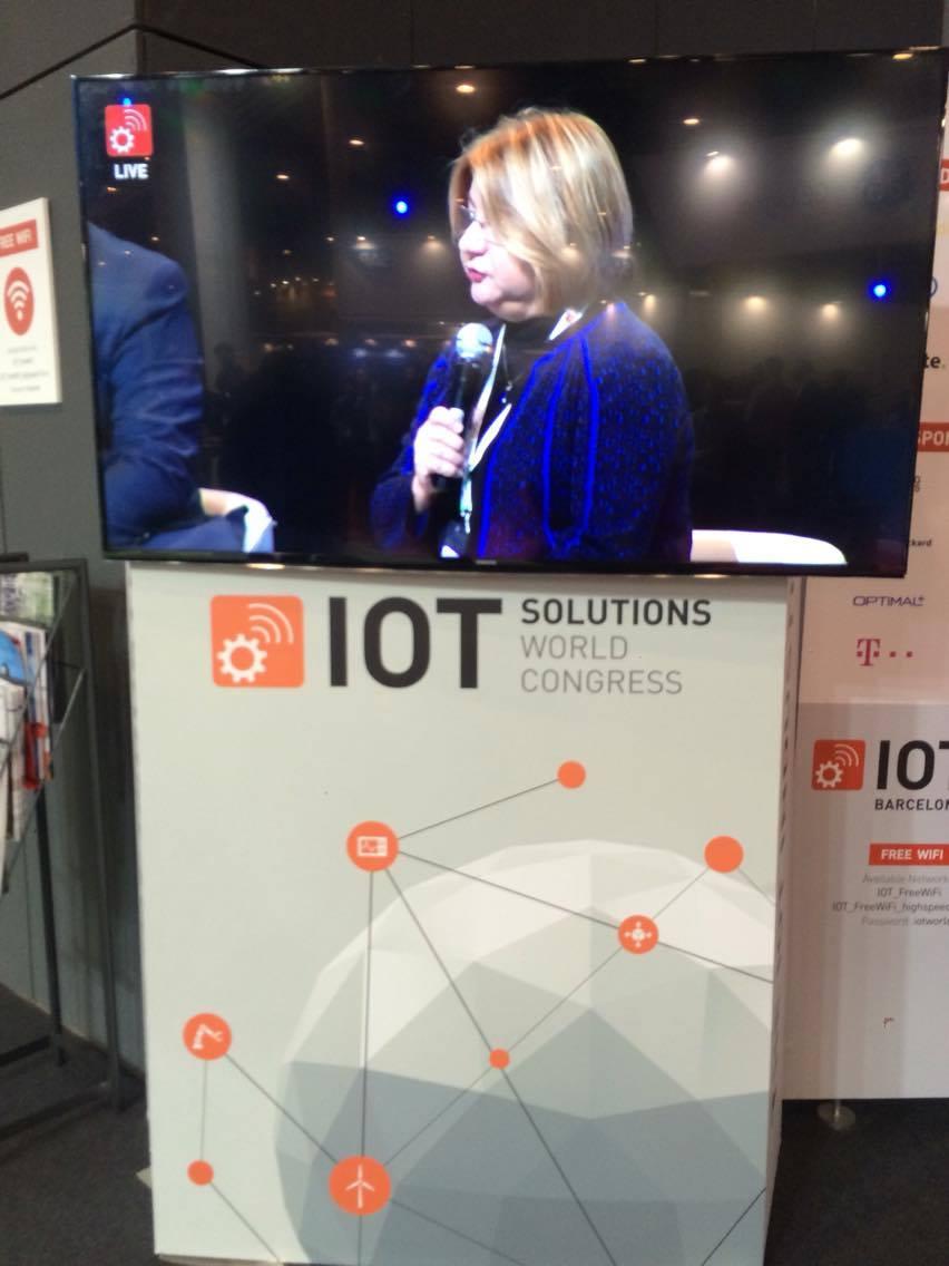 conferencia IoT vehículos internet