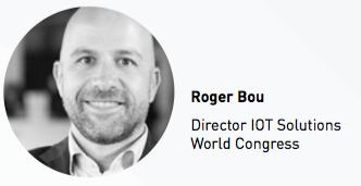Roger Bou Iot congress