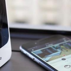 Cámaras de vigilancia autónoma de Panasonic IOT